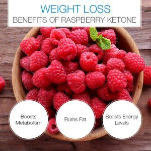 Benefits of Raspberry Keytones