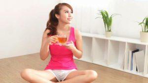 Green Tea Prevents Wrinkles