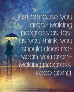 Inspirational Progress Quotes