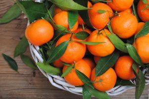 Oranges High in Carbs