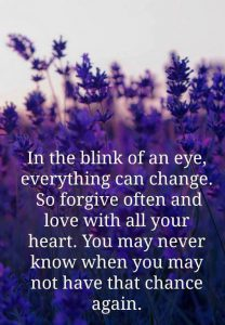 Power of Forgiveness Quotes