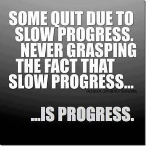Progress Quotes Pictures