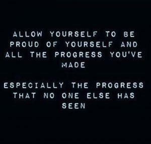 Quotes Progress Life