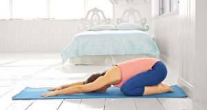 Yoga Helps to Reduce Insomnia