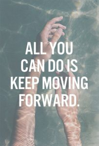 Motivational Moving Forward Quotes
