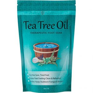Tea Tree Oil for Ingrown Toenail