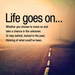 Time to Move Forward Quotes