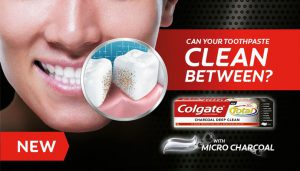 Colgate Charcoal Toothpaste