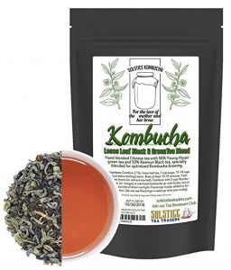 Best Black Tea for Kombucha