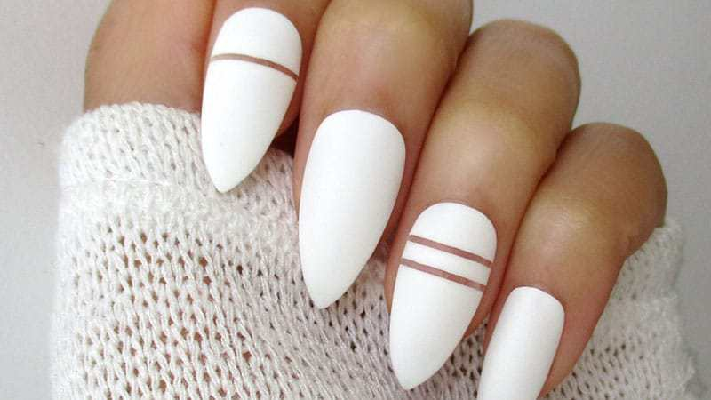How to File Almond Nails - How To Shape Almond Nails: Tutorial, Tips & Ideas
