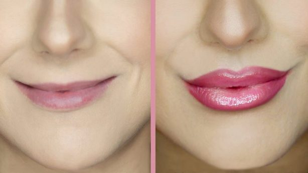 5 Tricks That Make Your Lips Look Bigger