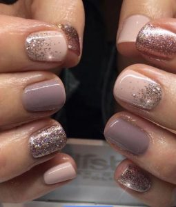 80 stunning ombré nail designs  ombre nail art ideas