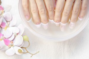 Remove Dip Nail Powder