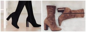 Different Kinds of Heeled Shoes